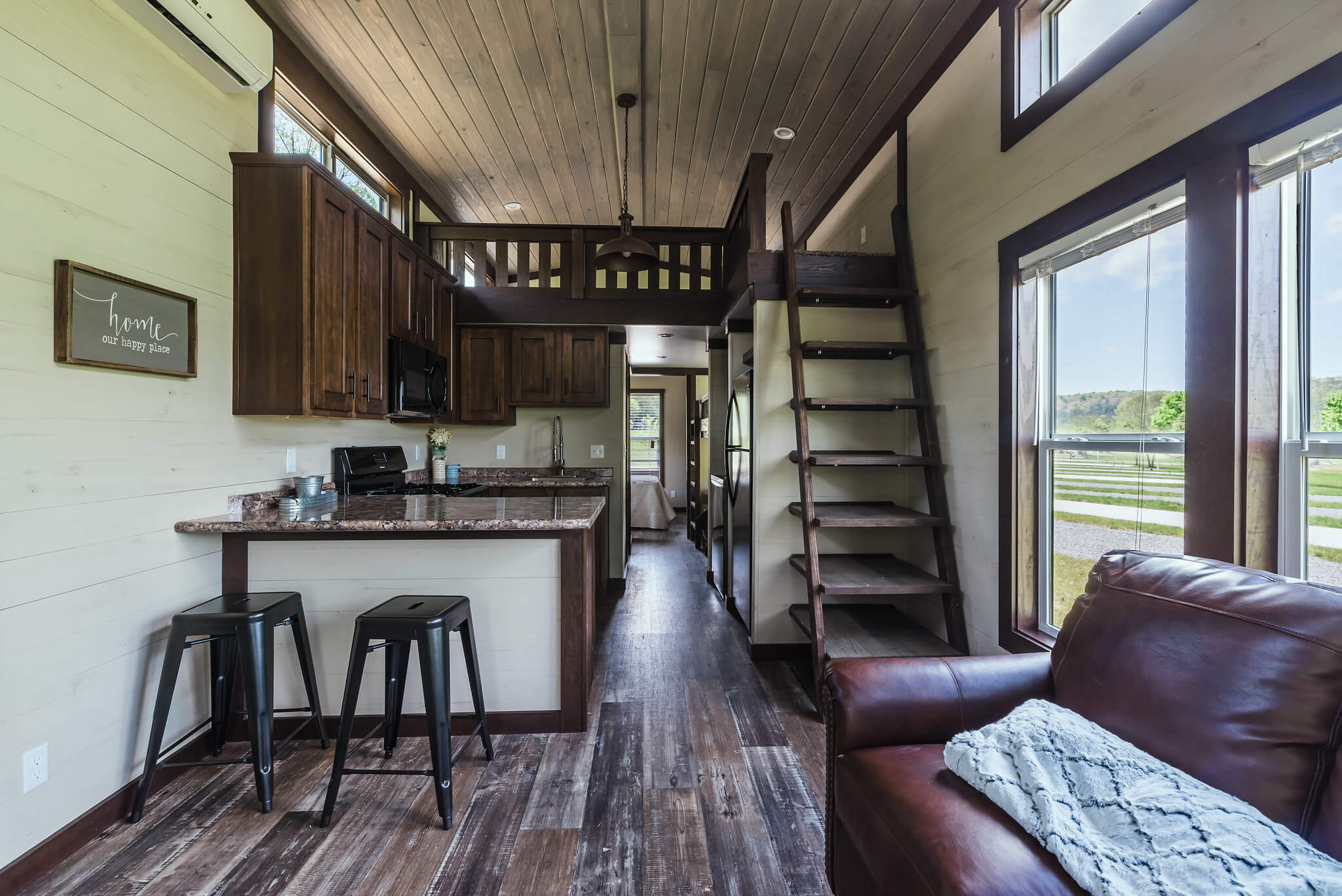 tiny home in Blue Ridge GA